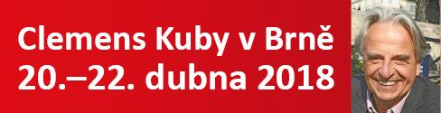 Clemens Kuby v Brně 20.-22. dubna 2018