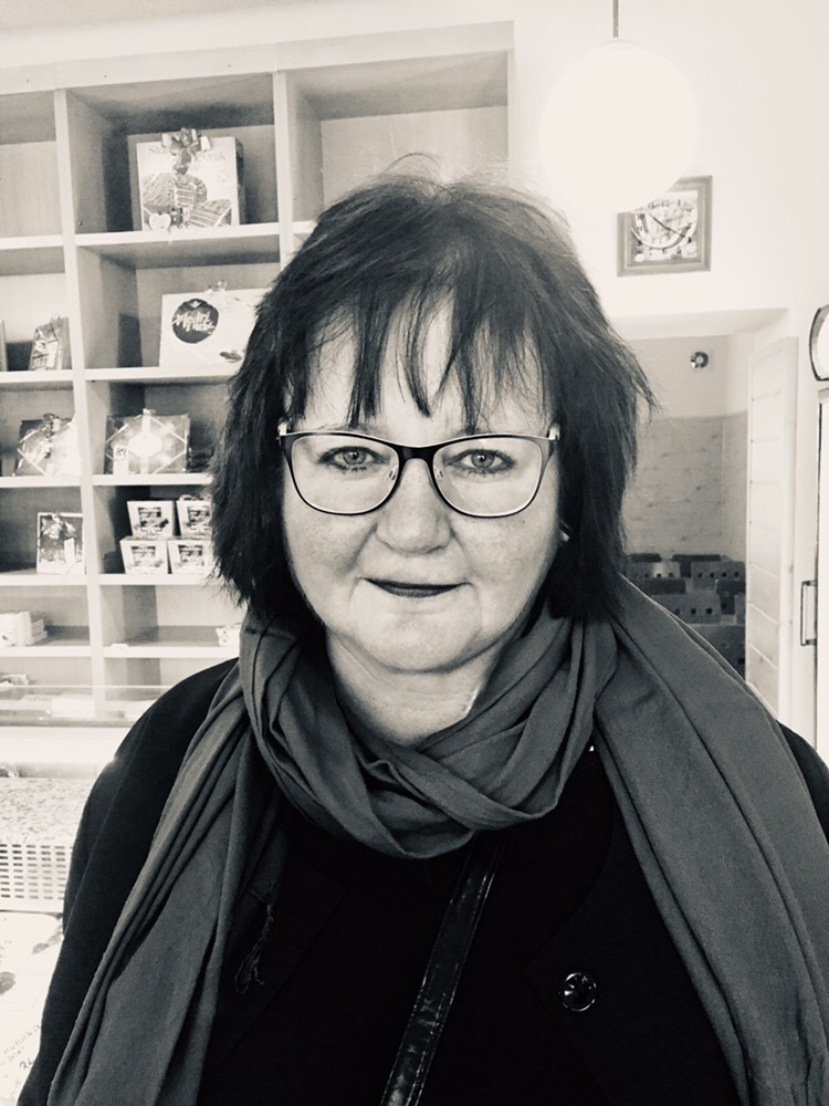 Editorka Milada Čechová